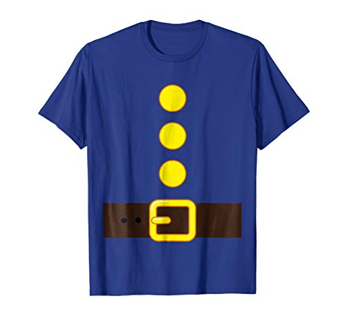 DWARF COSTUME T-shirt COLOR Matching Shirts for Halloween]()