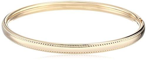 Yellow Gold Beaded Bracelets - 9