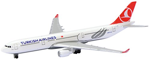 1 600 Scale Diecast Airplane  Diecast Toys  Turkish Airlines A330 300