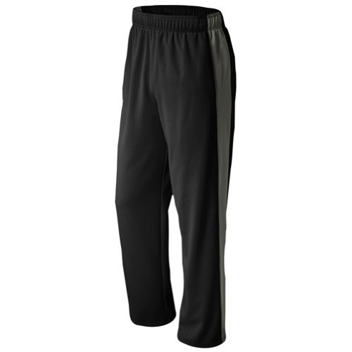 - New Balance Men's Performance Pants, Team Black, Medium