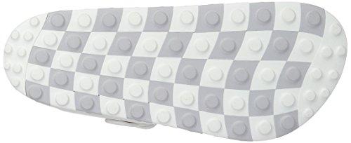 w CCILU Flip Flop Blanco Sandal Women's Puzzle qzrwSgztU4