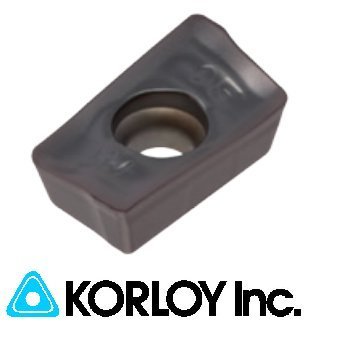 Korloy APMT 1604PDSR-MM PC5300 Indexable Carbide Inserts 10pc
