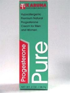 Progestérone pure 2 oz