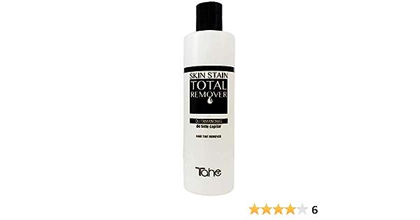 Tahe Quitamanchas de Tinte Capilar Skin Stain/Quitamanchas Post-Decoloración, 300 ml