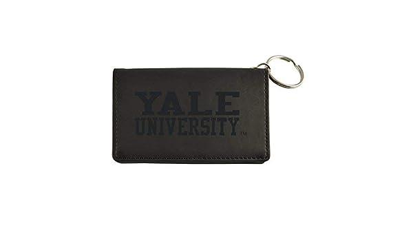 Yale University-Retractable Badge Reel-Black