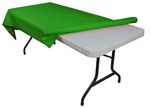 Exquisite Premium Quality Plastic Table Cover Banquet Rolls 40