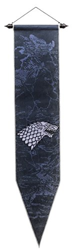 Calhoun Game of Thrones House Sigil Wall Scrolls