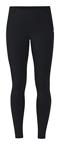Kerrits Ice Fil Tech Tight Black Size: Large