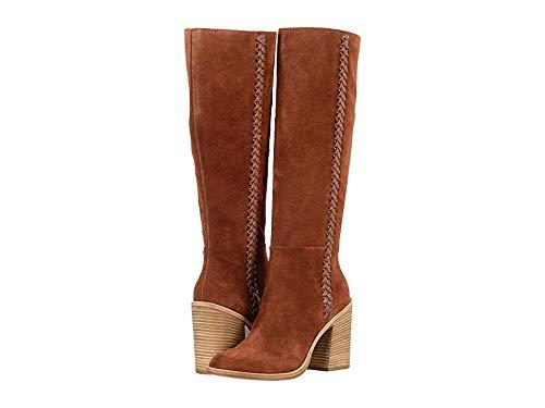 (UGG Womens Maeva Riding Boot Mahogany Size 8)