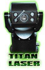 Titan Explosion Proof 26x PTZ Camera - Laser