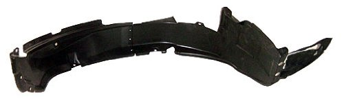 OE Replacement Hyundai Santa Fe Front Driver Side Fender Inner Panel (Partslink Number HY1248107) Unknown