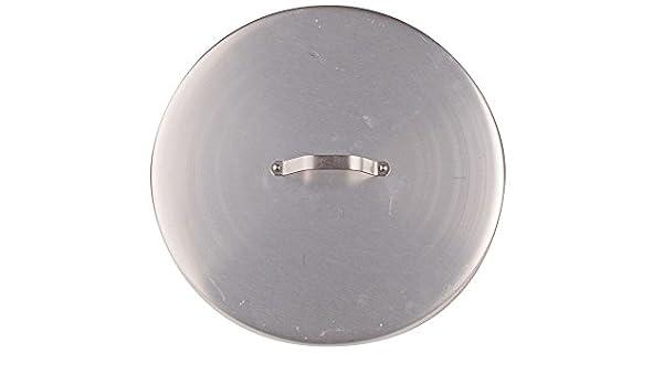 Unbekannt para Cubrir la cazuela 3 Dientes de 3 milímetros de Espesor, diámetro 340 mm cod.ALMA155C34: Amazon.es: Hogar