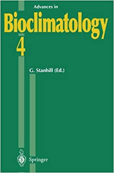 Book Advances in Bioclimatology_4