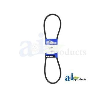 A and I, 37X66 Cinturón de Cuchilla, para cortacésped de ...