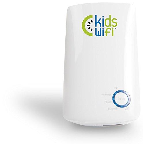 KidsWifi - Wireless Internet Protection for Families (Best Internet Protection For Families)