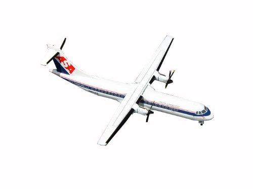 Gemini Jets Delta ASA 1/400 Aeritalia Aérospatiale ATR-72-200 1/400 ASA Maßstab GJDAL1101 2113d1