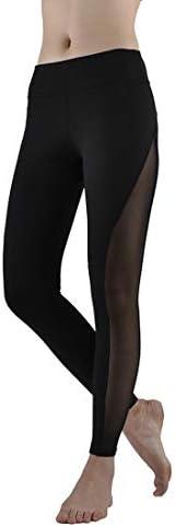 ヨガウェア ヨガパンツフィットネスビッグサイズスポーツセクシーな透かし彫りネッティング女性ハイウエスト速乾性ランニングパンツおなかコントロールパワーストレッチヨガレギンス