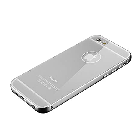 custodia iphone 6 argento