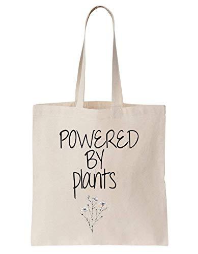 Theme Krissy Sac Plants Bag Powered Coton By En qwS7TU