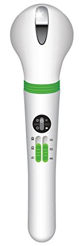 New-Hot-Cold-Functions-Body-Massager-Full-Body-Massage-Hand-Held-Massager-JO-Organic-4-oz-Spray-Wand-Cleaner