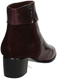 Cinzia soft Stiefeletten Damen Bordeaux Icb105 002