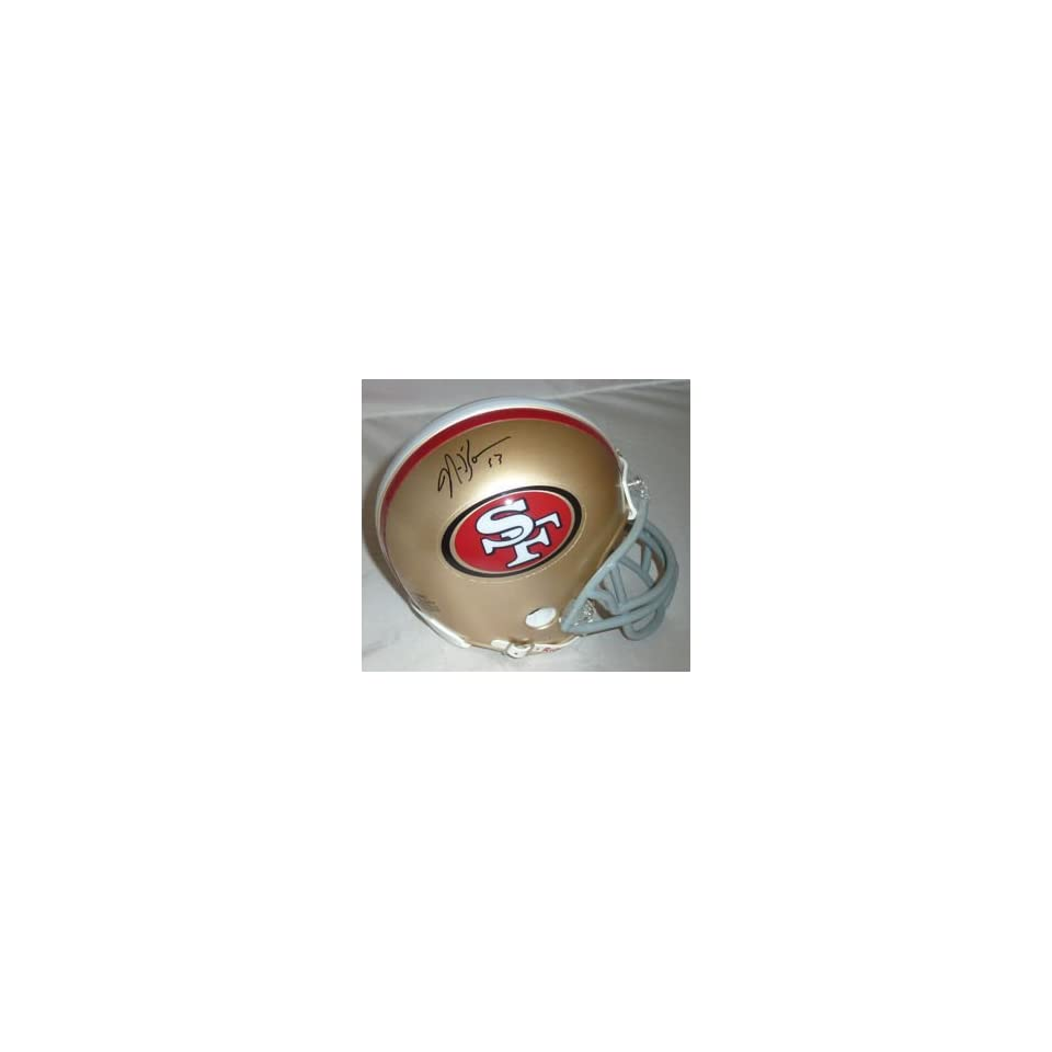 NaVorro Bowman Autographed San Francisco 49ers Riddell
