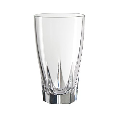 Amici Home Camelot Hiball Glass, 15 oz, Set of 4 ()