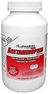 1000 acetaminophen - 1