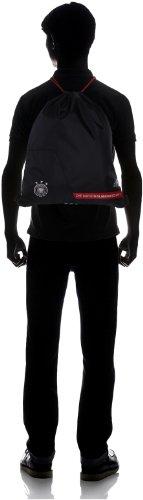 adidas Rucksack DFB Fanshop Deutschland GB, Schwarz, 20 x 25 x 10 cm, D84289