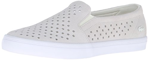 Gazon White 1 Flat 216 White On Women's Off Slip Lacoste C8q5ZC