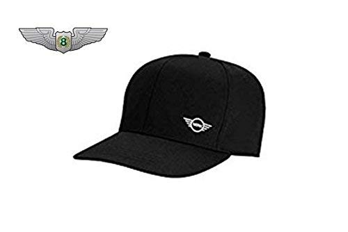 Mini Lifestyle Collection New Genuine Unisex Signet Design Baseball Cap Hat in Black 80162445652