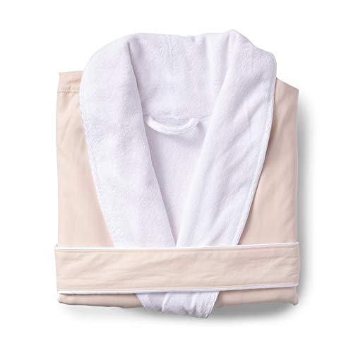 Kassatex Bathrobe Small Medium Blush