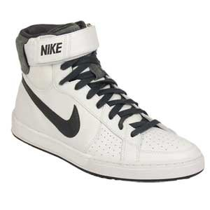 reputable site c6c2b 3268d Image Unavailable. Image not available for. Colour  Nike - Air Flytop -  White   Dark ...