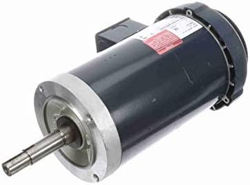 2 hp 3600 RPM 145JMV Frame 575V TEFC Marathon Close Coupled Pump Motor # GT5206