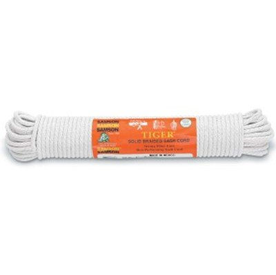 SEPTLS650004016012030 - Samson Rope Cotton Core Sash Cords - 004016012030 by Samson Rope