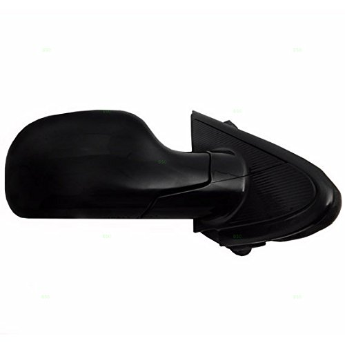 Passengers Manual Side View Mirror Replacement for Dodge Caravan Chrysler Town /& Country Voyager 4894410AE AUTOANDART