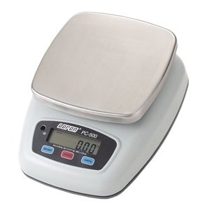 Doran scale pc500 50 portion control washdown for Tournament fish weighing scales
