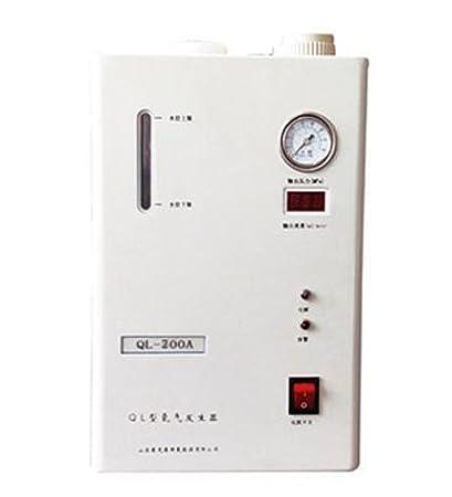 Generador de gas de hidrógeno de alta pureza ajustable en laboratorio, 0-200 ml/min, ...