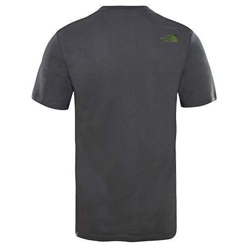 shirt Gris North T For The Face asphalt Homme Climbing Are Walls Grey T BnpwAOHqx
