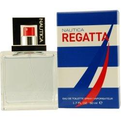 Nautica Regatta Cologne by Nautica for Men. Eau De Toilette Spray 1.7 oz / 50 Ml -