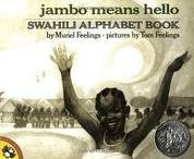 Jambo Means Hello: Swahili Alphabet Book Publisher: Puffin