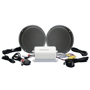 Poly-Planar MP3-KIT-AB MP3 Input/Speaker/Amp Kit - ()