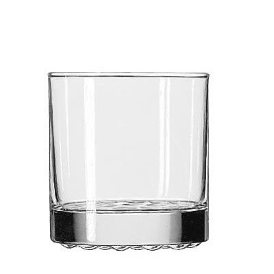 Libbey Glassware 23386 Nob Hill Old Fashioned Glass, 10 oz.-14 oz. (Pack of 24) (Fashioned Hill Old Glass)