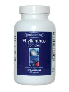 Allergy Research Group – Phyllanthus Complex 120 caps Review