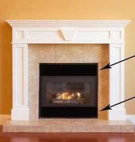 Magnetic Fireplace Vent Sales San Jose Mall for sale Cover BLACK ONE 7 1 2
