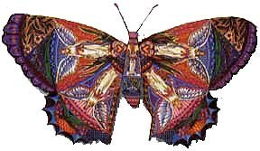 1000 Piece F. X. Schmid Puzzle angel Butterfly (Puzzle) ()