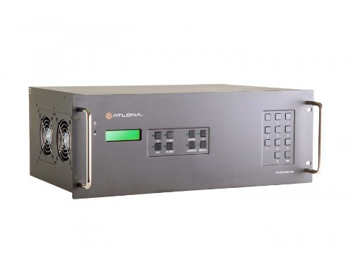 - Atlona AT-HDDVI1616-AM 16x16 DVI Matrix switch with Audio