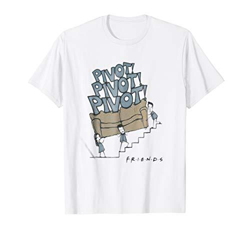 Official Pivot friends T-shirt