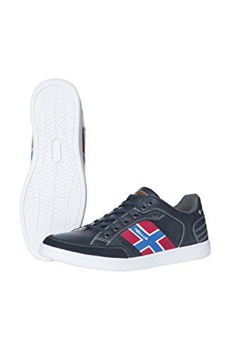 Nebulus Herren Lazise Sneaker Blau (Navy)