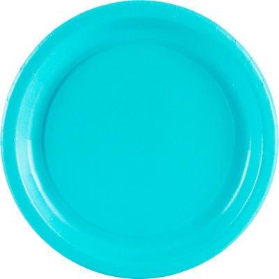 Ocean Blue Dessert Plate 24 Count (Ocean Blue Dessert)